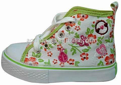 Canvas Shoes (Холст обувь)