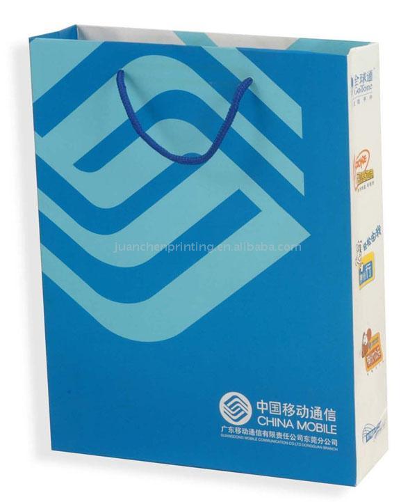 Paper bag (Sac en papier)