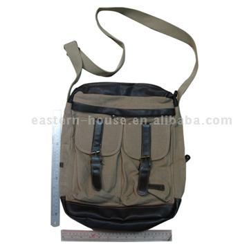 Men`s Fabric Bag (Ткани Сумка мужская)