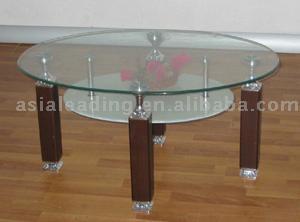 Glass Tabletop (Стеклянной столешницей)