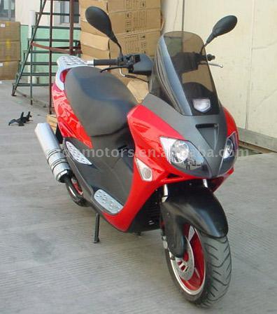 EEC/COC 125cc Gasoline Scooter (ЕЭС / COC 125cc Бензин Scooter)