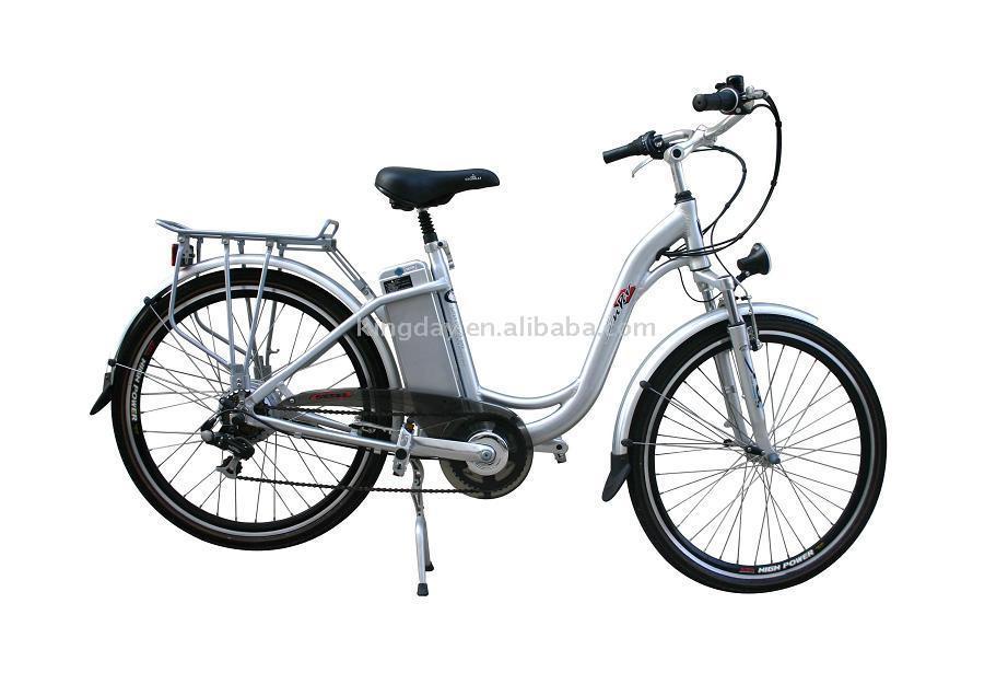 Electric Bicycle (Электрический велосипед)