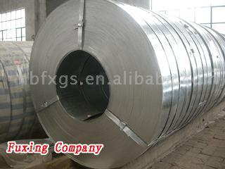 Galvanized Steel Strips/ Coils (Оцинкованный стальных полос / катушка)