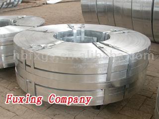 Galvanized Steel Strips / Coils (Оцинкованный стальных полос / катушка)