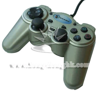 Double Shock Controller for PS2
