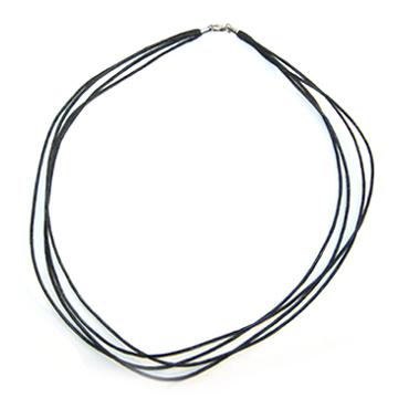 Cotton Cord Necklace (Хлопок шнур ожерелье)