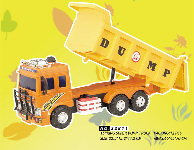 "15 ""Dump Truck (King Super) (15 ""Dump Truck (King Super))"