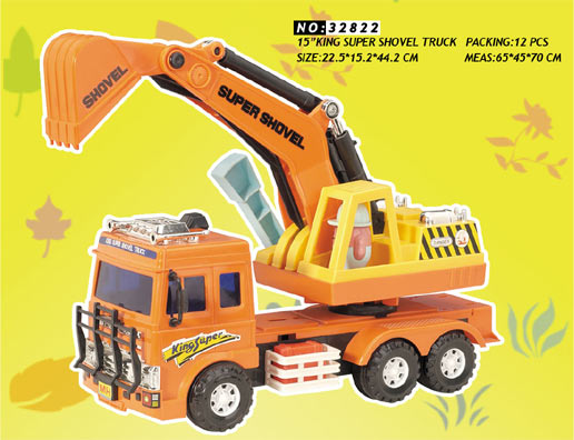 "15"" Shovel Truck (King Super) (15 ""лопаты Truck (король Super))"