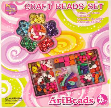 Wooden Beads Set
