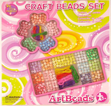 Alphabet Beads Set