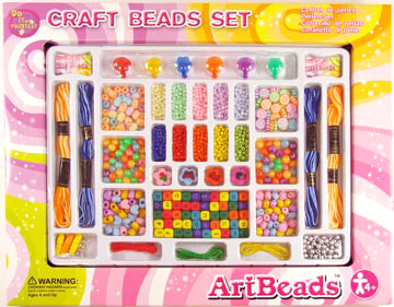 Craft Beads Set