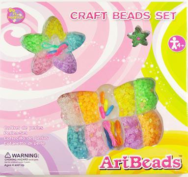 Craft Beads Set