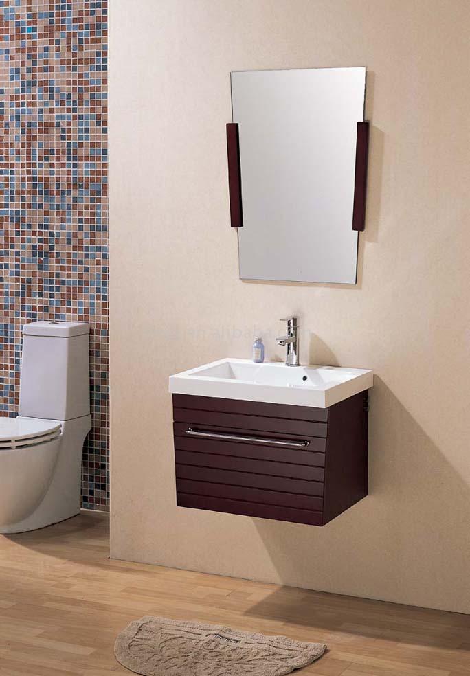 Bathroom Cabinet & Wash basin