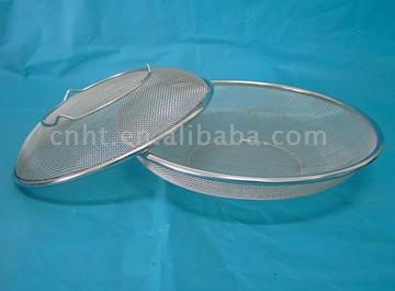 Stainless Steel Basket Set
