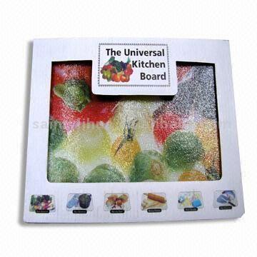 Tempered Glass Cutting Board (Закаленное стекло резко совет)