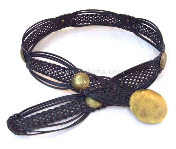 Woven Belt (Тканые пояса)