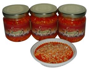 Crushed Garlic with Chili