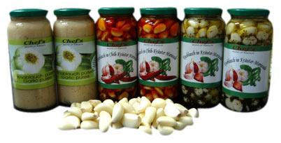 Canned Garlic