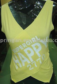 Girl`s Vest At Cheap Price