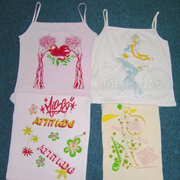Fashion Girl`s Vest