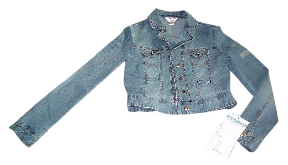 Ladies` Denim Jacket