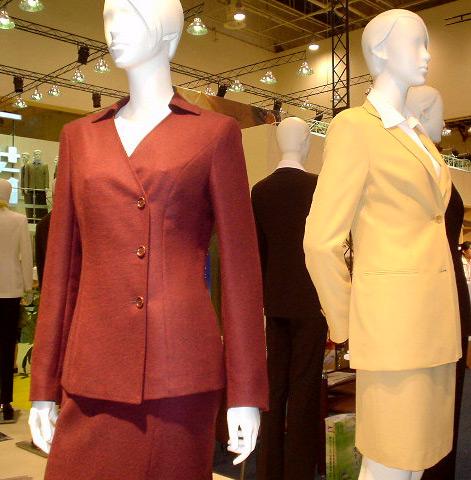 Ladies` Fashion Jacket and Skirt (Женская мода Жакет и юбка)