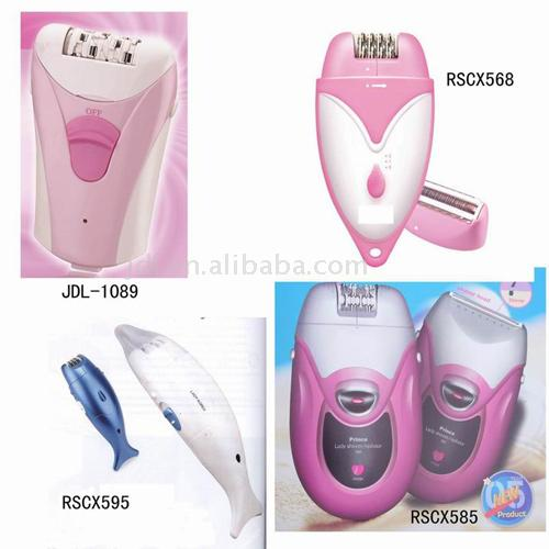 Rechargeable Ladies` Epilator