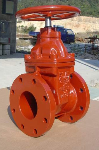 Resilient Gate Valve (Double Flanged) (Resilient Задвижки (Double фланцевый))