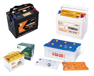 Storage Battery (Аккумулятор)
