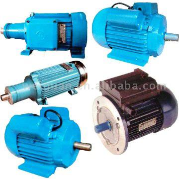 Aluminum Alloy Housing Motor