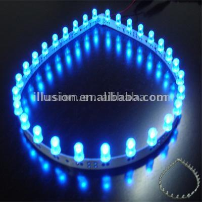 Through-Hole Light Ribbon (B) (Сквозным отверстием Light ленте (B))