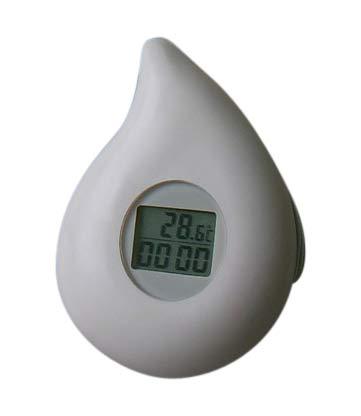 Water Level (Bathroom Tub) Alarm with Thermometer and Timer (Уровень воды (ванная ванна) сигнализация с термометром и Таймер)