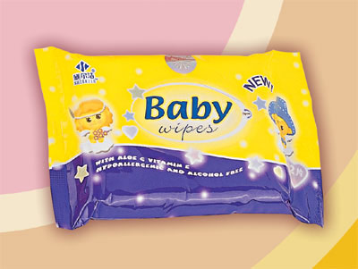 Baby Wipes (Baby Салфетки)
