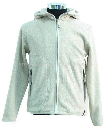 Men`s Zipper Hoody Jacket (Мужские Zipper Hoody J ket)