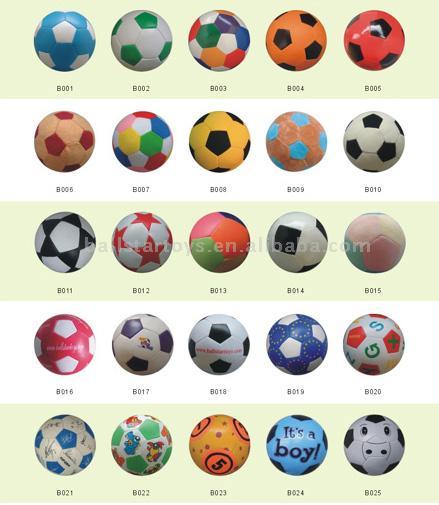 Stuffed Soccer Ball (Фаршированная футбольного мяча)