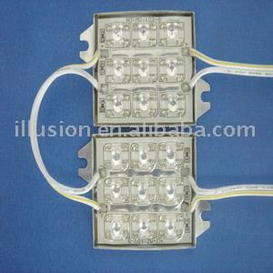 Waterproof Aluminum LED Module (Водонепроницаемый светодиодный модуль Алюминиевый)