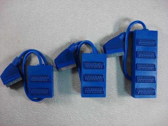 SCART Splitter Box (SCART Splitter Box)