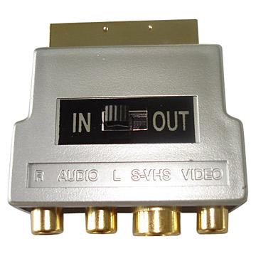 SCART Adaptor (SCART адаптер)