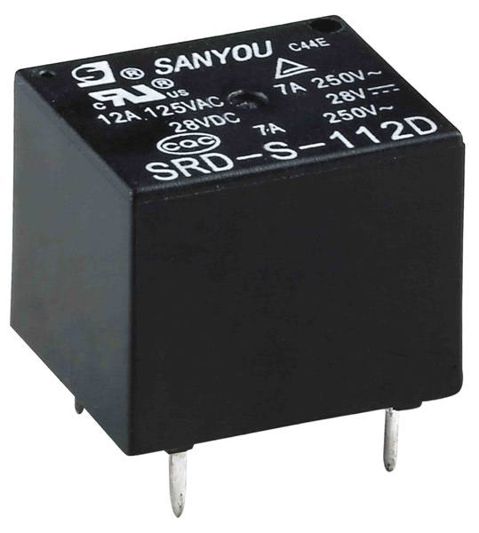 Miniature Power Relay (Миниатюрные Power Relay)