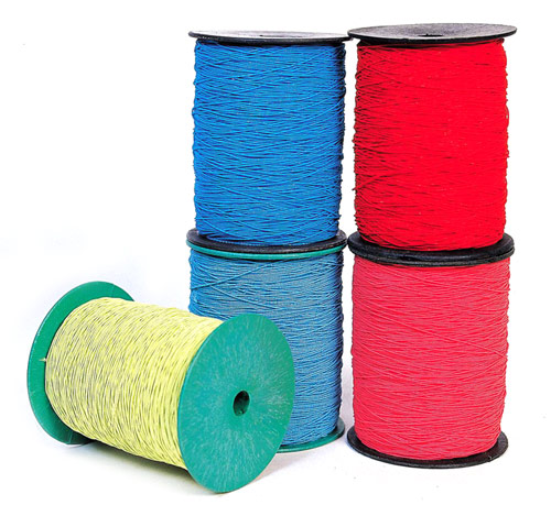 Elastic Covered Thread