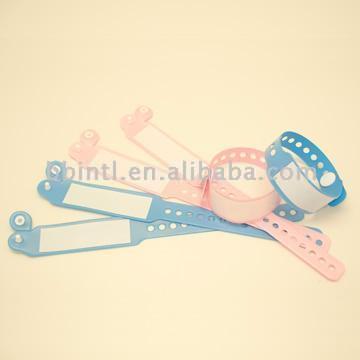 Hospital ID Wristbands (Hôpital ID Wristbands)