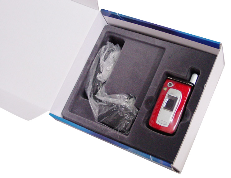Mobile Phone Plastic Packaging