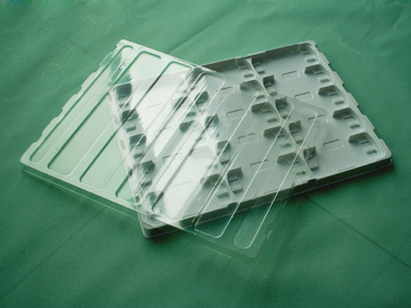 Thermoformed Plastic Packaging for Electronic Products