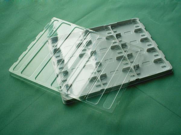 Verpackungen aus Kunststoff im Tiefziehverfahren für elektronische Produkte (Verpackungen aus Kunststoff im Tiefziehverfahren für elektronische Produkte)