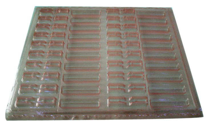 PVC Thermogeformte Fach (PVC Thermogeformte Fach)