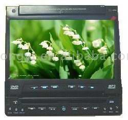 "Auto DVD Player With 7"" LCD Monitor (Авто DVD проигрыватель с 7 ""ЖК-монитор)"