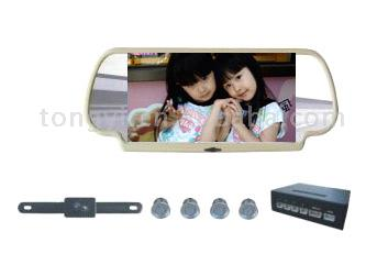 Auto Parking System/Sensor/Mirror/Camera (Автоматическая система парковки / Sensor / Mirror / Camera)