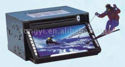 DVD Player with LCD Monitor (DVD-плеер с ЖК-монитора)