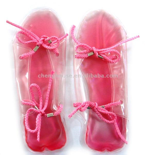 Foot Massage Gel Insole (Foot Massage Gel-Fußbett)
