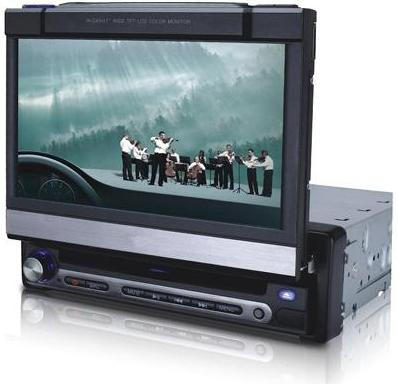 Auto DVD Player with USB Screen DVD7812 (Авто DVD-плеер с USB Экран DVD7812)